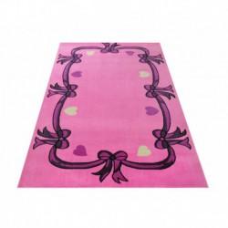 Dywan Smyk 16 - różowy