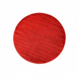 Dywan Portofino koło - czerwone (N)