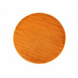 Dywan Portofino koło - pomarańczowe (N)