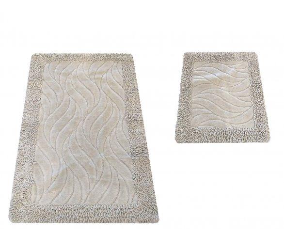 Komplet dywaników łazienkowych Boston 03N Vizion