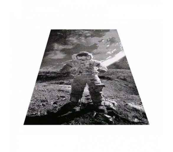 Dywan Soho 22 - Astronauta - Szary